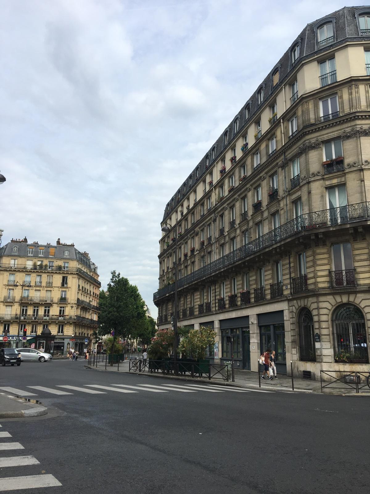 Heartbreak in Paris